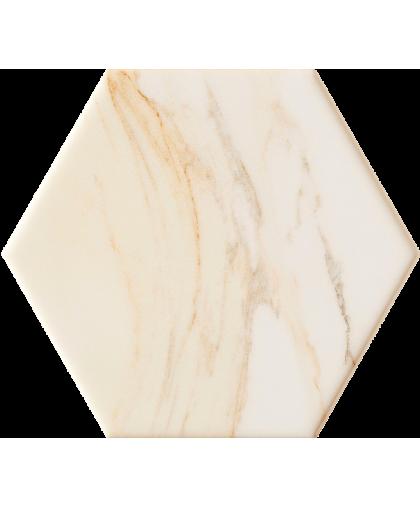 Фларе / Flare White Hex 125 x 110 (под заказ)