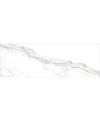 Каррара / Carrara White Plus 1200 х 400 (под заказ)