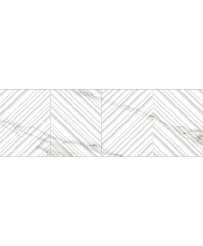 Каррара / Carrara Isight Decor 1200 х 400 (под заказ)