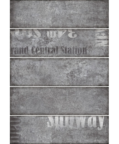 Subway / Сабвэй 2Д 400 х 275