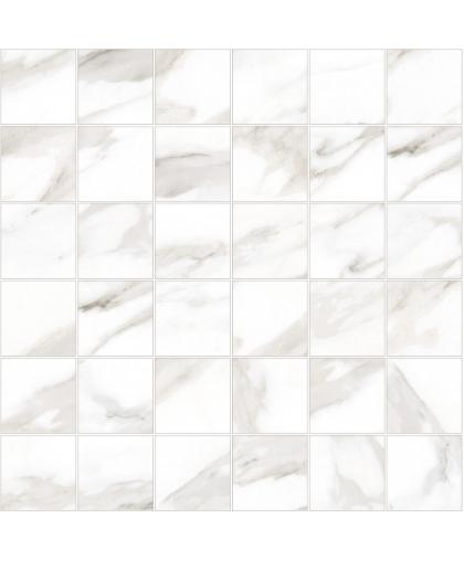 Balance / Бэлэнс белый мозаика 300 х 300