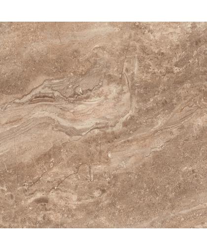 Polaris / Поларис коричневый 400 х 400