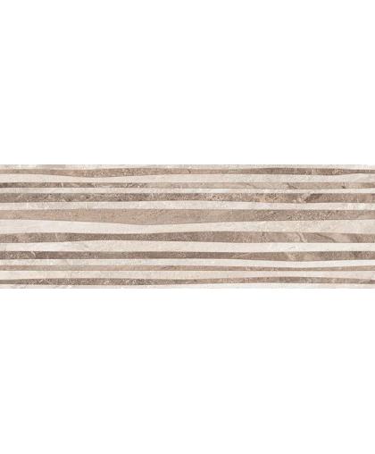 Polaris / Поларис серый рельеф 600 х 200