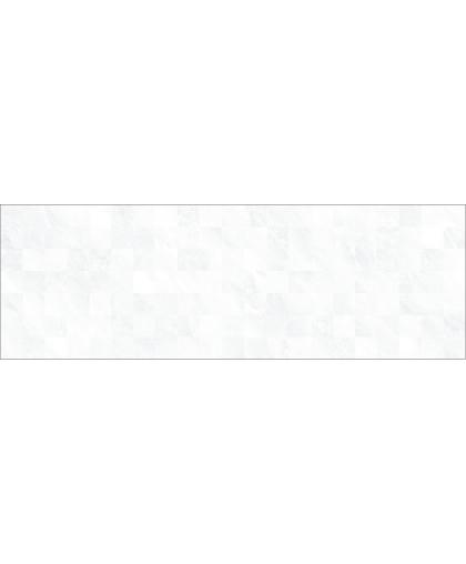 Royal / Роял мозайка белый (структура) 600 х 200