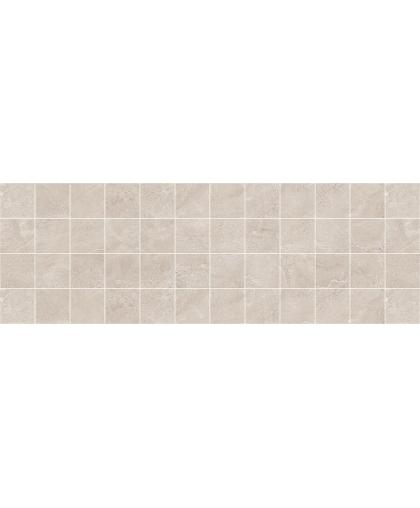 Royal / Роял декор мозаичный кофейный 600 х 200