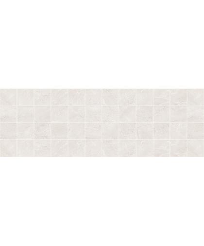 Royal / Роял декор мозаичный кофейный светлый 600 х 200