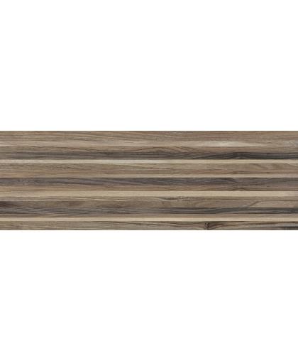 Zen / Зен коричневый полоски 600 х 200