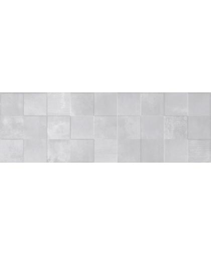 Bosco Verticale / Боско вертикале рельеф серый 750 х 250