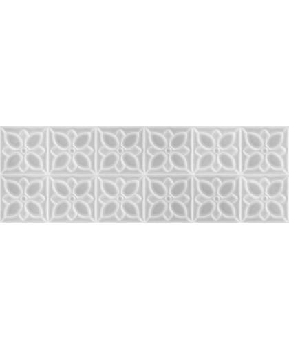 Lissabon / Лиссабон рельеф квадраты серый 750 х 250