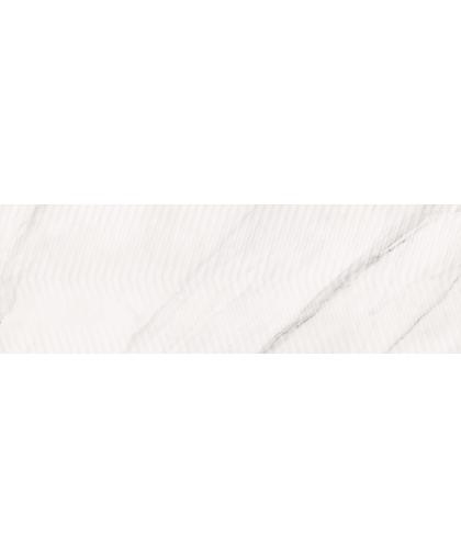 Каррара Шик / Carrara Chic Chewron Structure Glossy RT 890 х 290