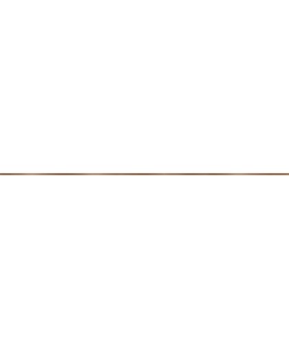 Metal Copper Border Glossy 1198 х 10