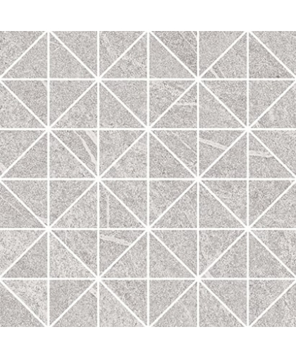 Грэй Бланкет / Grey Blanket Triangle Mosaic Micro 290 х 290