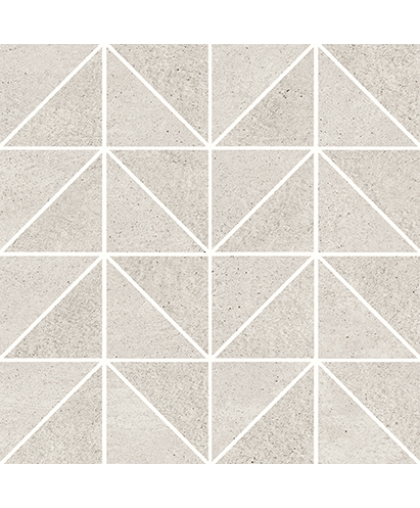 Кип Кам / Keep Calm Grey Triangle Mosaic Micro 290 х 290