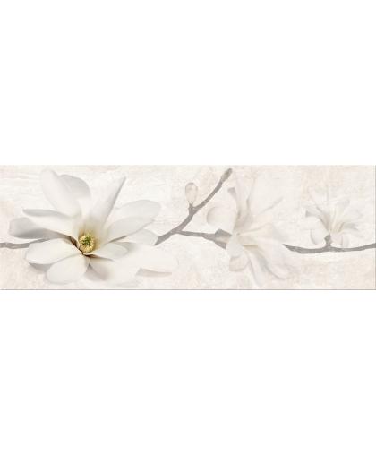 Стоун Фловерc / Stone Flowers inserto beige 750 х 250