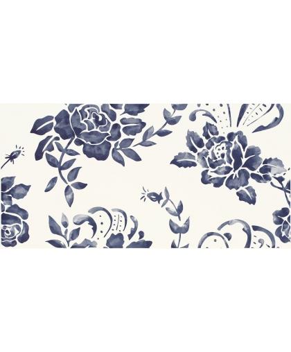 Порцелано / Porcelano Blue Decor 600 х 300