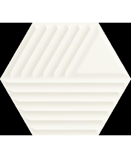 Вудскин / Woodskin Bianco Heksagon Struktura C 198 х 171