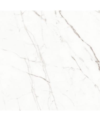 Блэк энд вайт / Black & White (white) lappato rekt. (LR) 600 х 600