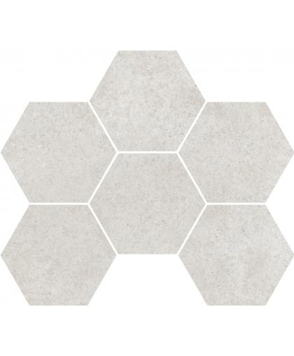 Lofthouse / Лофтхаус светло-серый мозаика 300 х 300