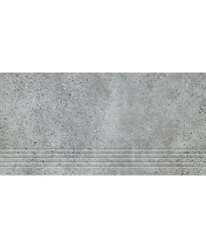 Отис / Otis Grey step tread RT 598 х 298