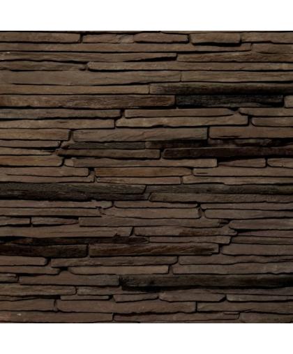 Сиенна коричневый с черным (арт. 21-780)