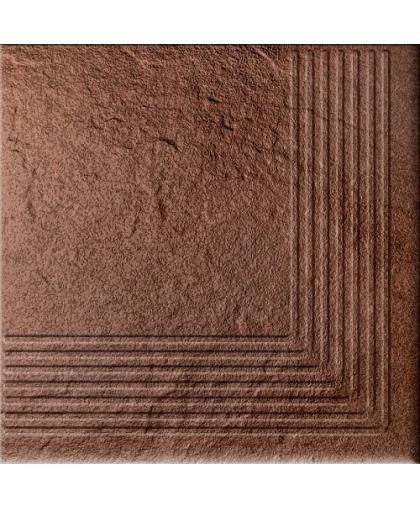 Солар / Solar коричневый ступень наружная 3д 300 х 300