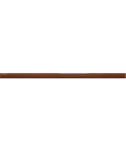"Бордюр стеклянный ""Шоколад"" (арт. FR30) 600 х 20 (BELITDECOR)"