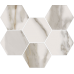 Шарм Эво Калакатта / Charme Evo Calacatta Mosaico Gexagon 290 х 250