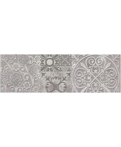 Amalfi / Амалфи серый бордюр 300 х 95