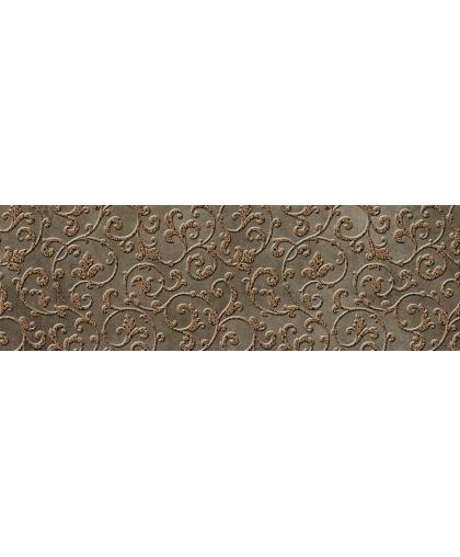 Amalfi / Амалфи коричневый бордюр 300 х 95