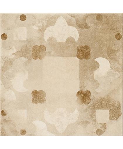 Бейсик палет / Basic Palette beige pattern C 297 х 297 (остаток)