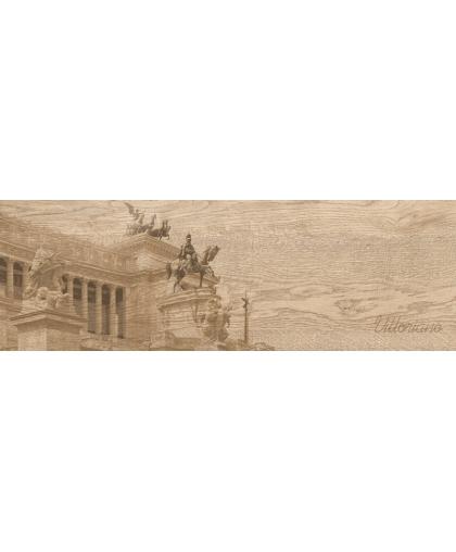 Италиан вуд / Italian Wood Beige Decor 600 x 200