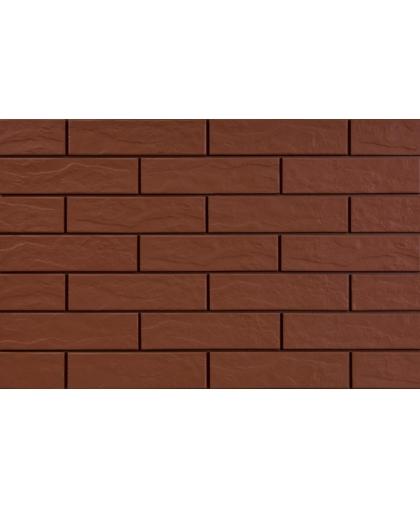 Бургунд / Burgund rustic fasad tile (фасадная) 245 х 65