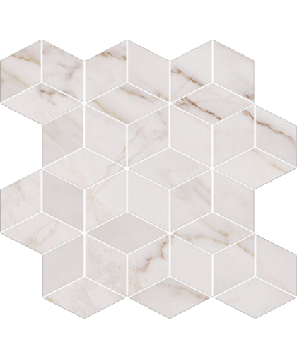 Каррара / Carrara Mosaic White 297 х 280