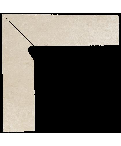 Котто / Cotto Crema Skirting Left (цоколь левый) 300 x 81