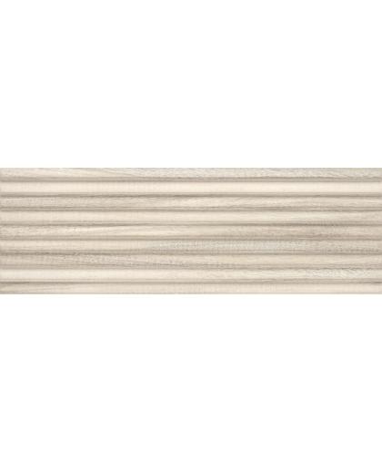 Дайкири / Daikiri Wood Beige Struktura Pasy rekt. 750 х 250