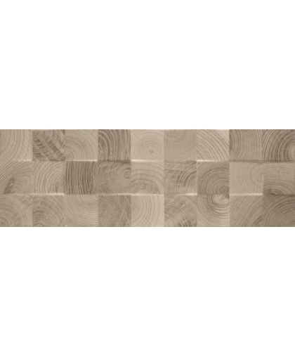 Дайкири / Daikiri Wood Brown Struktura Kostki rekt. 750 х 250