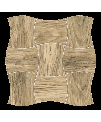 Роял плэйс / Royal Place wood wall mosaic 293 х 293