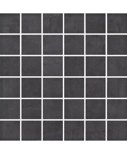 Фарго / Fargo Black mosaic (универсальная) 297 х 297