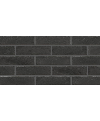Фоджа / Foggia Nero fasad tile (фасадная) 245 х 65