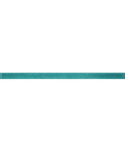 Бордюр стеклянный универсальный Фреш 8 400 х 20