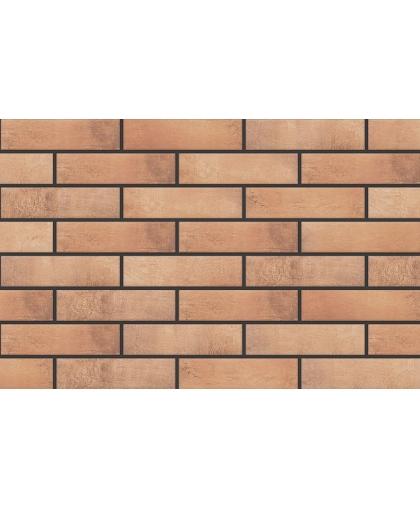 Лофт брик / Loft Brick Curry fasad tile (фасадная) 245 х 65