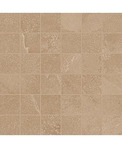 Материя Хелио патинированный / Materia Helio cerato mosaico 300 х 300