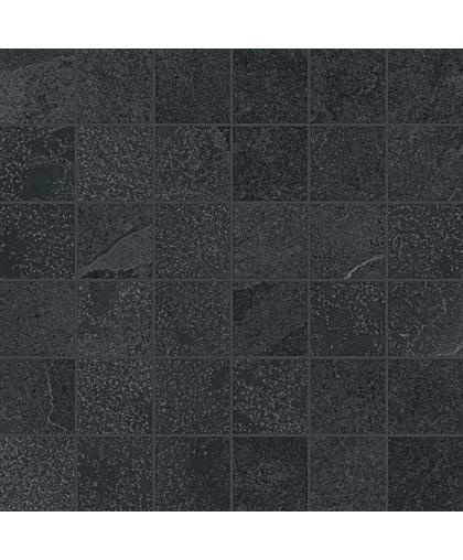 Материя Титанио патинированный / Materia Titanio cerato mosaico 300 х 300
