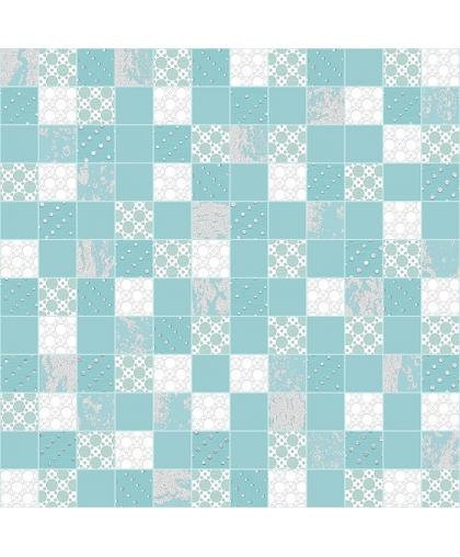 Mosaic Aquamarine 300 x 300