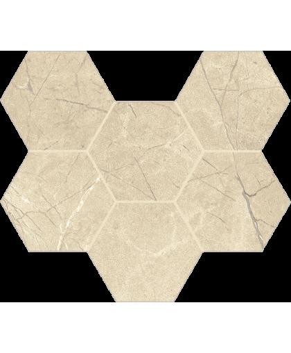 Шарм Экстра Аркадиа / Charme Extra Arcadia Mosaico Gexagon 290 х 250