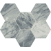 Шарм Экстра Атлантик / Charme Extra Atlantic Mosaico Gexagon 290 х 250