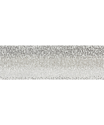 Миррор / Mirror Grey Inserto Geo 750 х 250