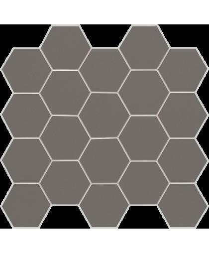 All in white Grey Mozaika rekt. 306 х 248 (под заказ)