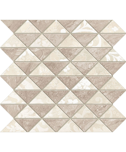 Фондо / Fondo Graphite Mosaic 298 х 296 (под заказ)
