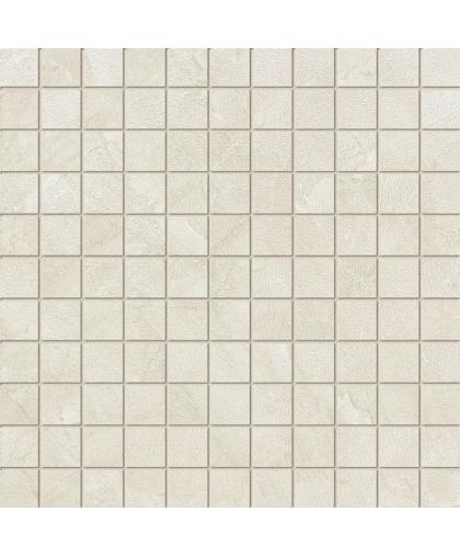 Обсидиан / Obsydian White Mozaika 298 х 298